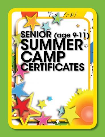 Summer camp certificate format acurnamedia summer camp certificate format yelopaper Choice Image