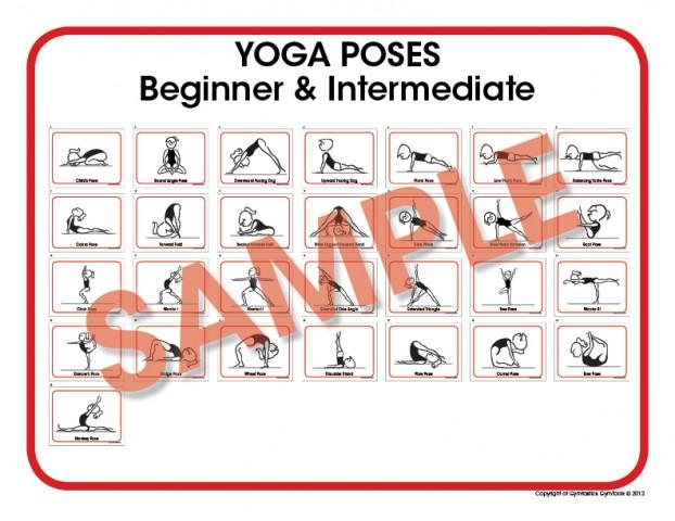 Yoga Poses Beginner Intermediate